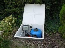 caseta piscina para depuracion