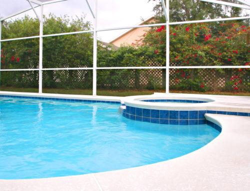 ¿Qué es una bomba de calor de piscina inverter?
